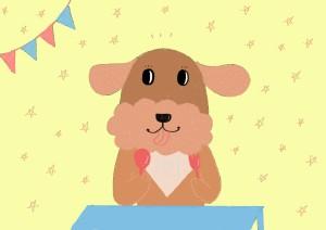 HUNGRY DOG-3